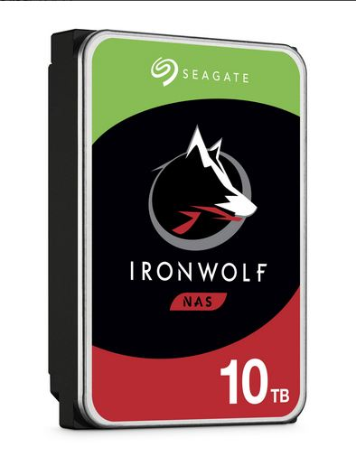 "Pevný disk Seagate IronWolf Pro, 3,5"" - 10TB ST10000VN0008"